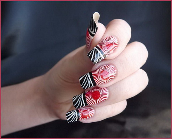 French-Nail-Art-and-designes-3