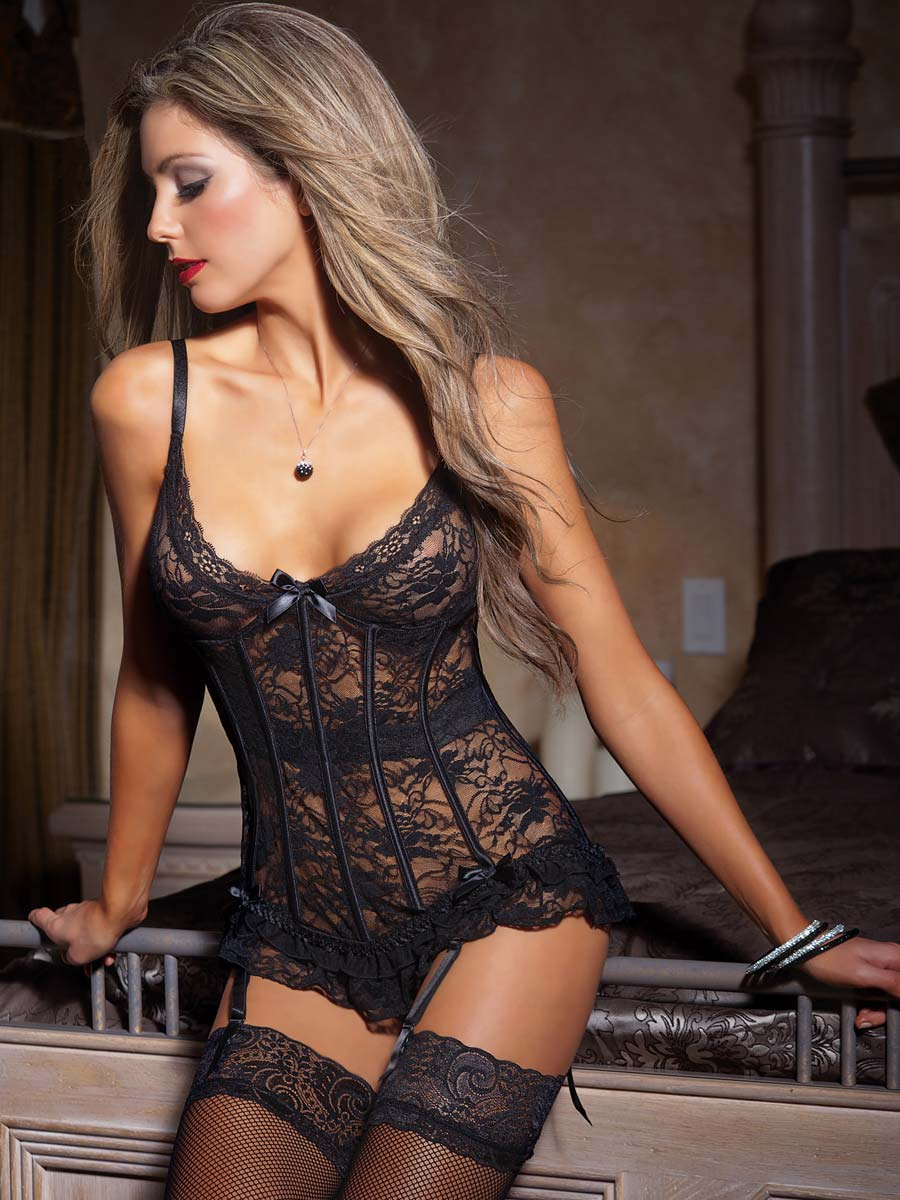 lingerie hottest female escorts